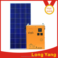 450w hight efficiency portable solar power generator for home electronics use modified sine wave