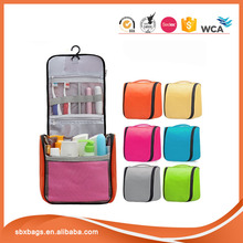 NEW Multifunction Polyester Travel Cosmetic Bag Toiletry Wash Bag