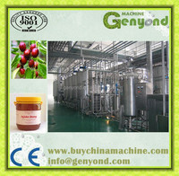 Date syrup production line/ date paste processing machine / date honey making machine