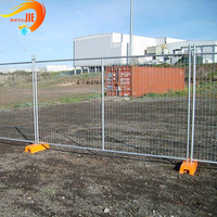Temporary isolation fence movement fencing Heavy duty hebei supply