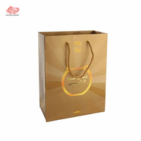 Eco friendly colorful printing thin material white kraft paper packaging bag