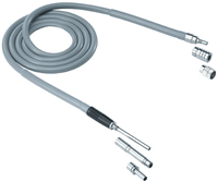 Fiber optic light cable - Endoscopy