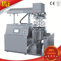 vacuum lab homogenizing mixer