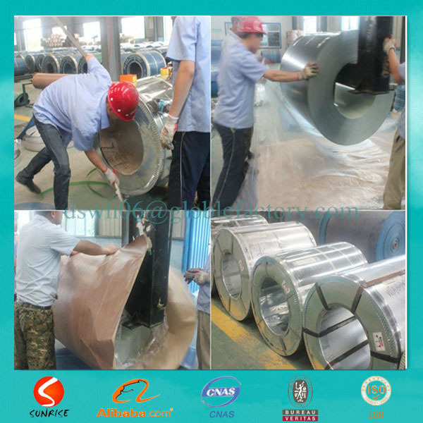 Roofing Sheet sgcc ppgi in coils