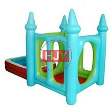 Inflatable castle / child trampoline / family playground