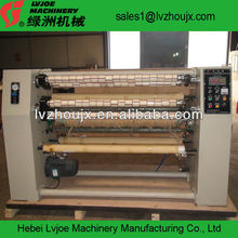 High Quality BOPP Packing Tape Slitting Machine/ Sealing Tape Slitter and Rewinder