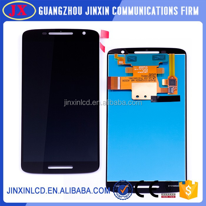 [Jinxin] aliabab golden supplier for motorola moto x play xt1562 lcd screen assembly