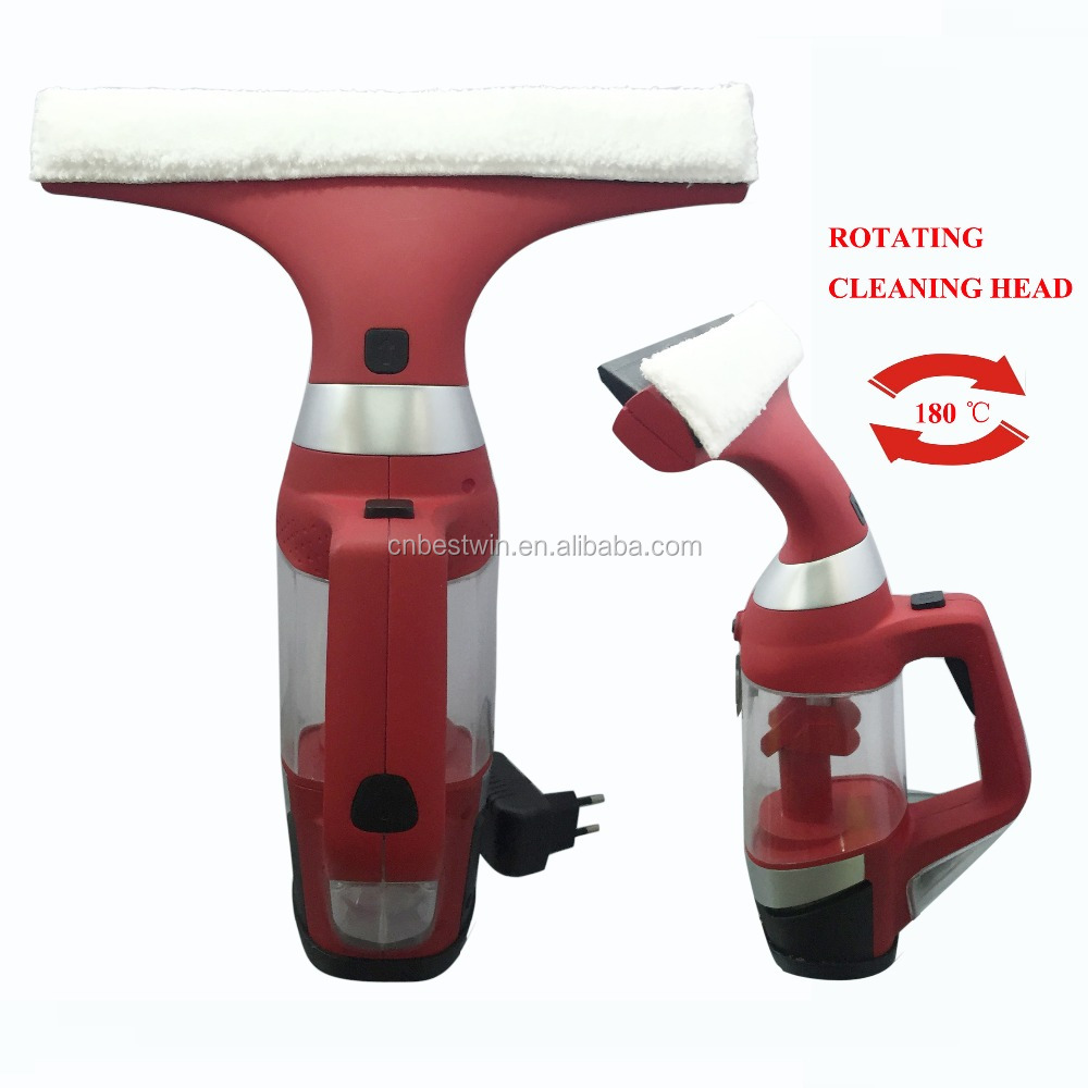 2016 cordless vacuum glass cleaner r/vacuum window cleaner