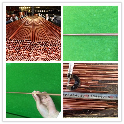 Customer also viewed spiral copper pipe insulation air conditioning copper product