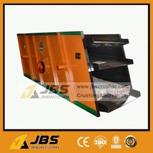 JBS sand and stone separating machine,vibrating screen,screening machine