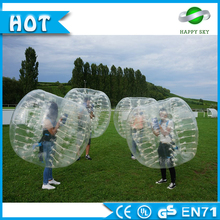 2016 Hot sale! bubble soccer, inflatable sports ball, inflatable pvc ball suits