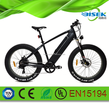 26*4.0 Alloy mountain electric bike Apollo e bike from china