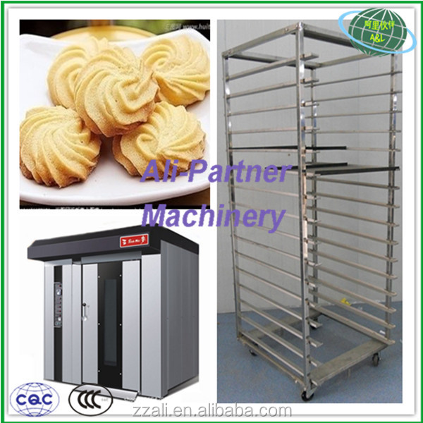 Alibaba HOT professional industrial bread baking rotary oven
