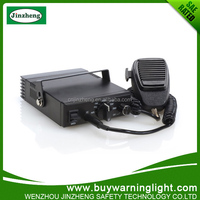 100W Electronic Siren Amplifier Police Car Siren and Speaker