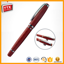 TTX-A11R Elegant liquid ink glitter gel pen for promotion