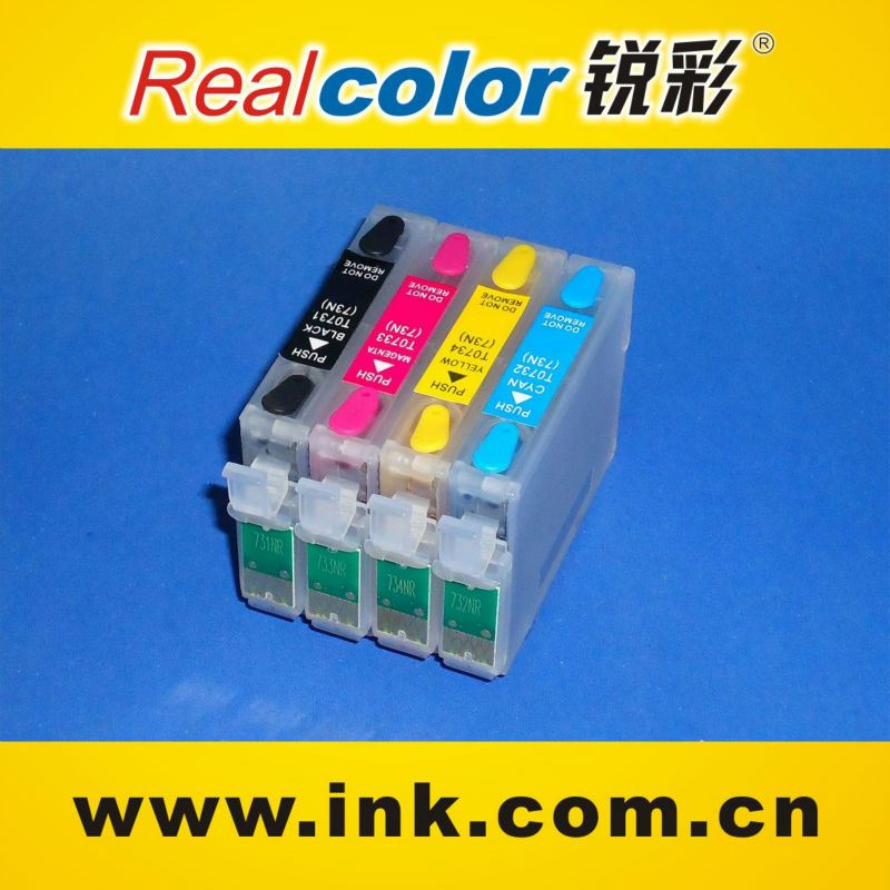 printer ink cartridge for epson c110 refill ink cartridge