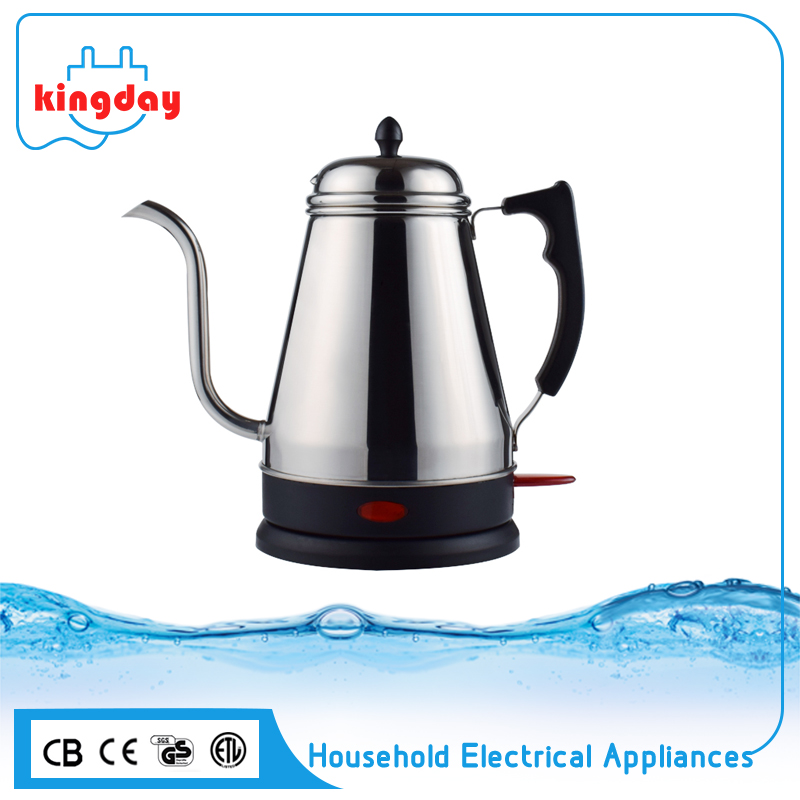Canton fair products 360 degree rotational base automatic electrical kettle