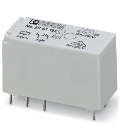 Phoenix Contact Relay 2961192 REL-MR- 24DC/21-21