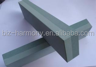 Sharpening stone and green silicon carbide oil stone