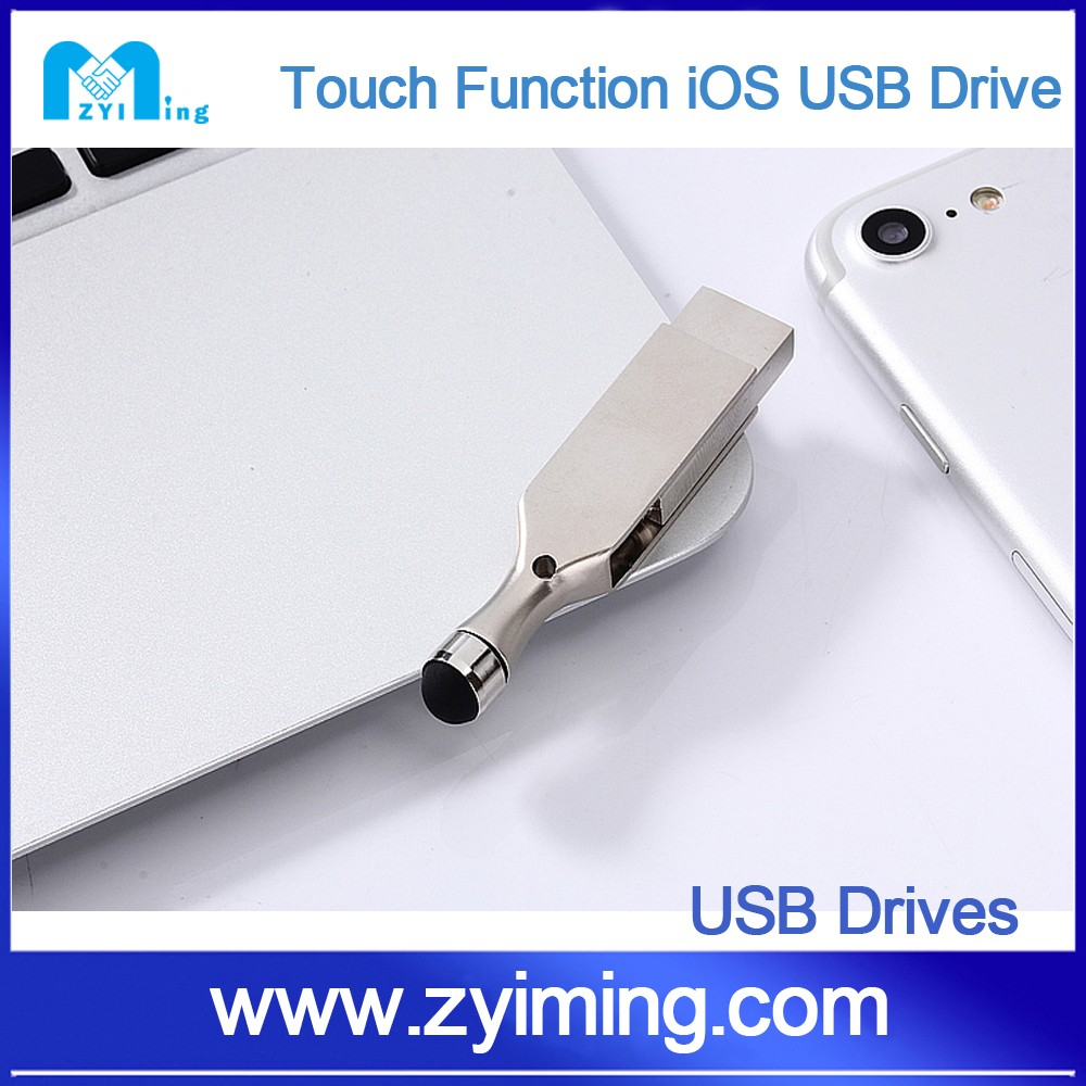 Zyiming usb pen drive wholesale china 8GB 16GB 32GB 64g 128gb 1Tb usb flash drive for iphone and ipad original