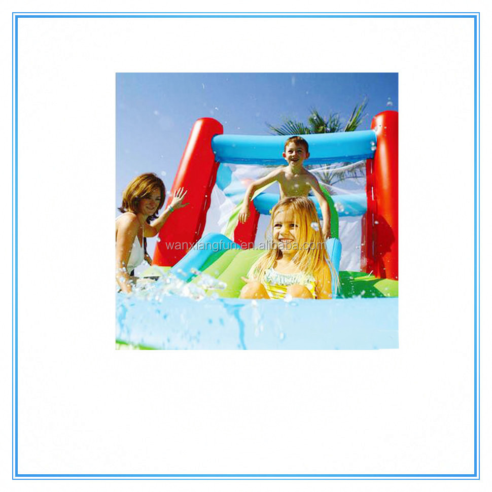 2016Hot sale factory price manufacture PVC Tarpaulin Bouncy Castle Prices pvc water slides inflatable