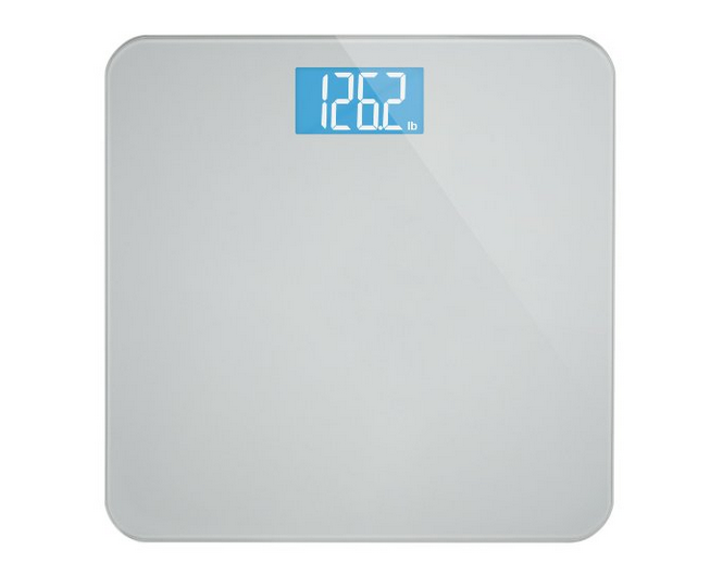Tempered Glass Electronic Weighing Personal Scale for Hotel Bathroom (183A)