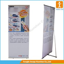 Custom wholesale x banner stand size of good quality
