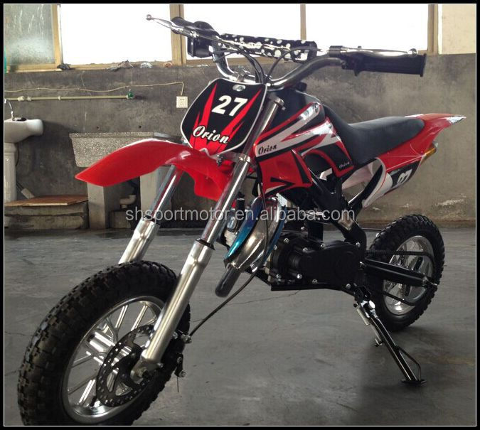 Fashion dirt bike 50cc for kids