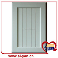 mdf door for front pvc decorative cabinet board