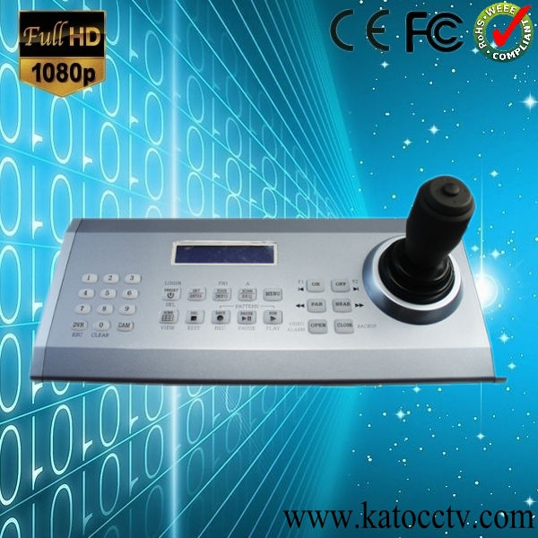 Network meeting video conference camera USB ptz keyboard controller KT-K410C