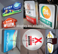 Plastic Vacuum Forming Outdoor Led Light Box <strong>Signs</strong>
