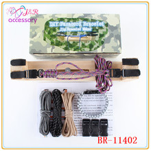 2014 new design natural color jig bracelet maker for paracord bracelet,DIY survival gear