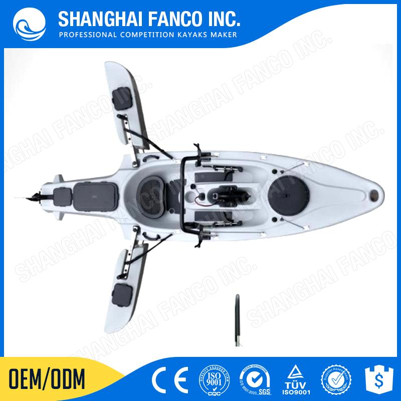 Funnest jet fishing kayak