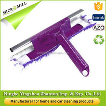 glass cleaning squeegee rubber 4 inch squeegee