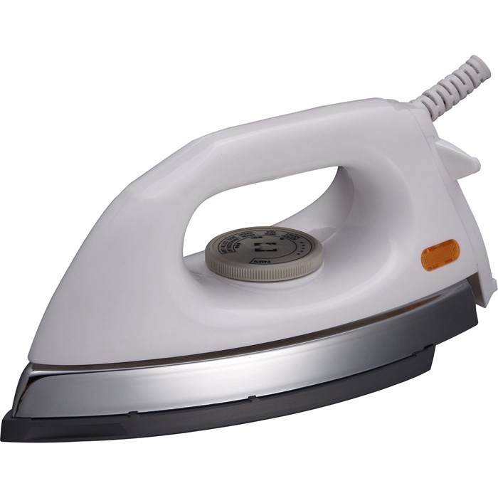 high quality old style metal dry iron with GC415
