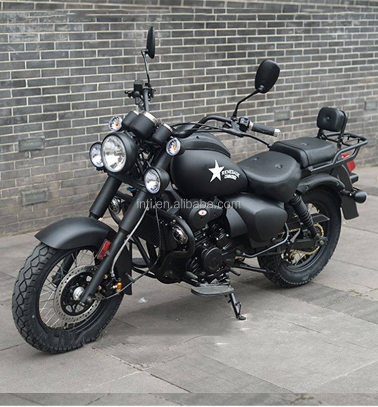 Chinese retro harley style 250cc 300cc cruiser chopper motorcycle