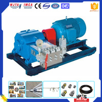 Trade Assurance Best Services 40000 psi Oil Field High Pressure Hydor Jet pump