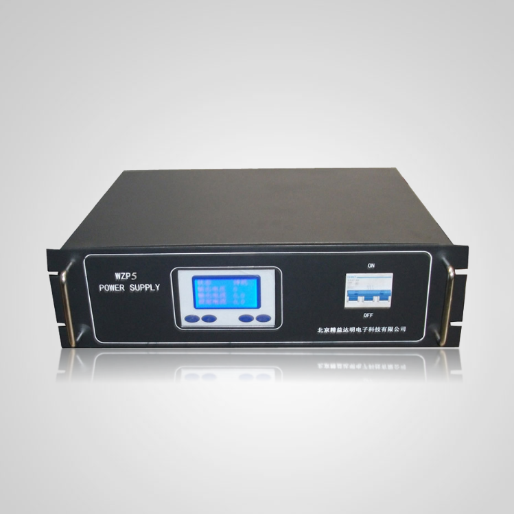 High quality medium frequency power supply for plasma cleaning system