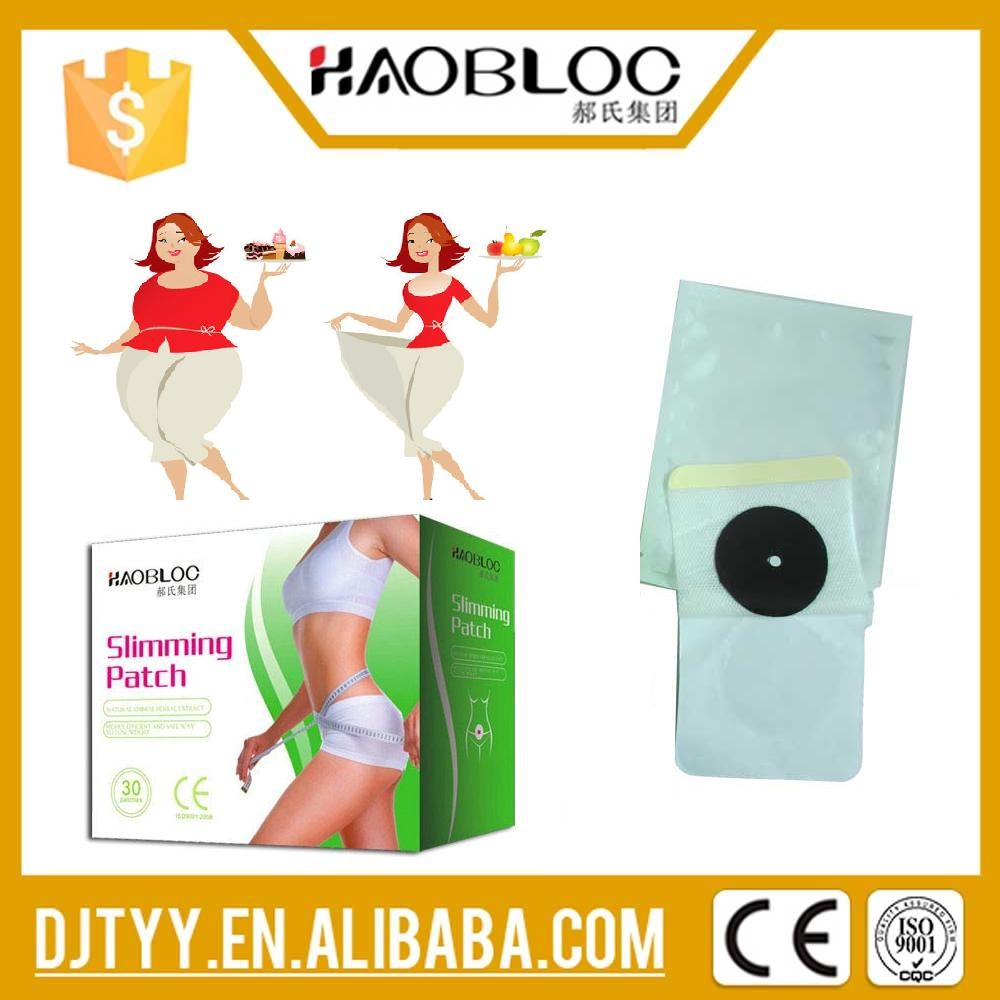 Slimming Belly Patch, Chinese Herbal Medicine, Natural Health Products