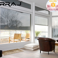 RRAJ Waterproof Translucent Window Sunscreen