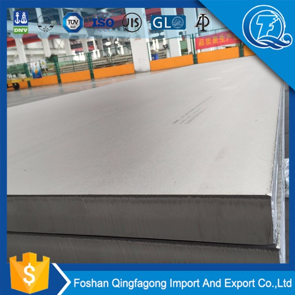 20mm thick 434 stainless steel plate
