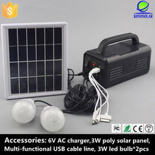 Cheap price portable solar power system for small homes