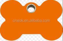 Promotion gift item product blank dog tag