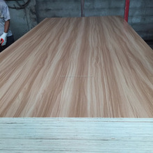 Double sided melamine laminated plywood for furniture