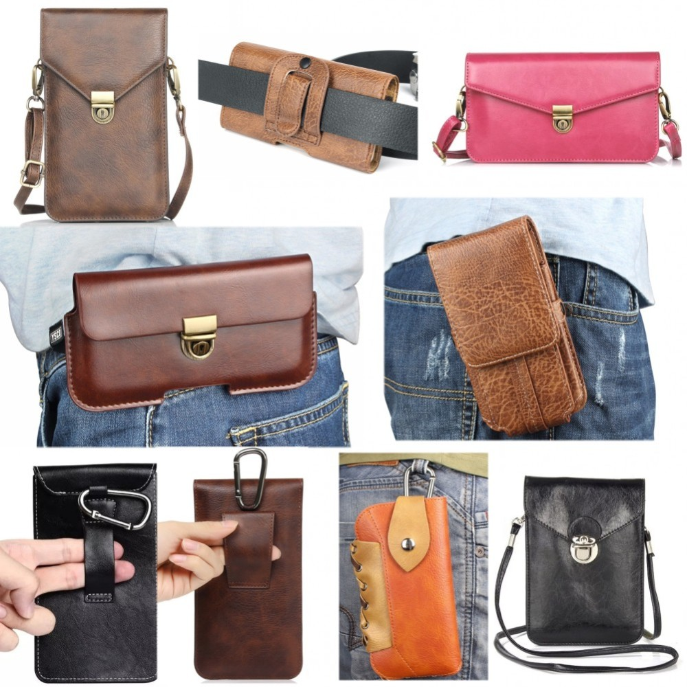 Multi-functional Leather Laptop Soft Case Bag Cover Computer Handle Bag for iPad 5/6