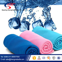 best selling pva & mircofiber cooling towel for summer