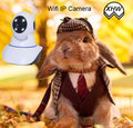 hidden spy camera voice tracking camera exporter IP camera