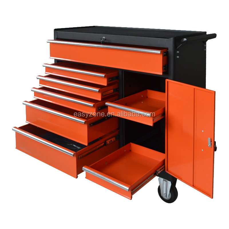 heavy duty steel tool cabinet box