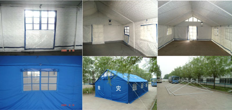 export disaster relief tents BV assessed manufacturer