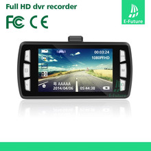 Full HD 1080P 2.7'' LCD Screen Night Vision vehicle traveling data recorder